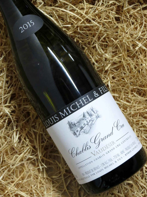 [SOLD-OUT] Louis Michel Vaudesir Grand Cru Chablis 2015