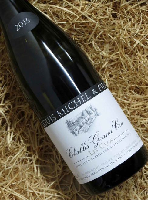 [SOLD-OUT] Louis Michel Les Clos Grand Cru Chablis 2015