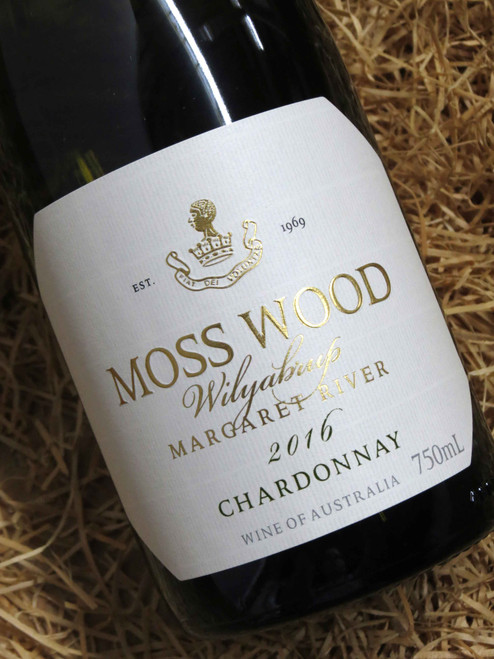 [SOLD-OUT] Moss Wood Chardonnay 2016