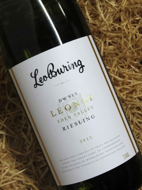 [SOLD-OUT] Leo Buring Leonay Eden Valley Riesling 2015