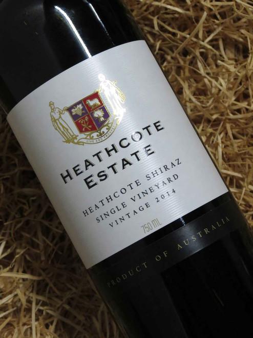 [SOLD-OUT] Heathcote Estate Shiraz 2014