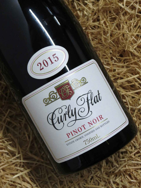 [SOLD-OUT] Curly Flat Pinot Noir 2015