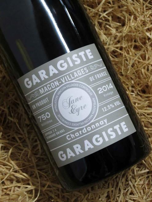 [SOLD-OUT] Garagiste Macon Villages Chardonnay 2014