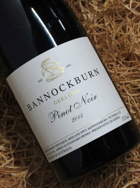 [SOLD-OUT] Bannockburn Pinot Noir 2015