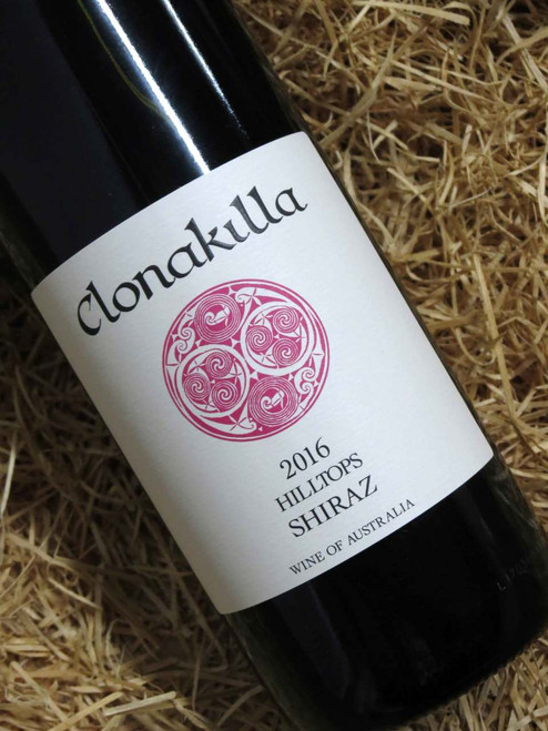 [SOLD-OUT] Clonakilla Hilltops Shiraz 2016