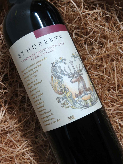 [SOLD-OUT] St Huberts Cabernet Sauvignon 2015