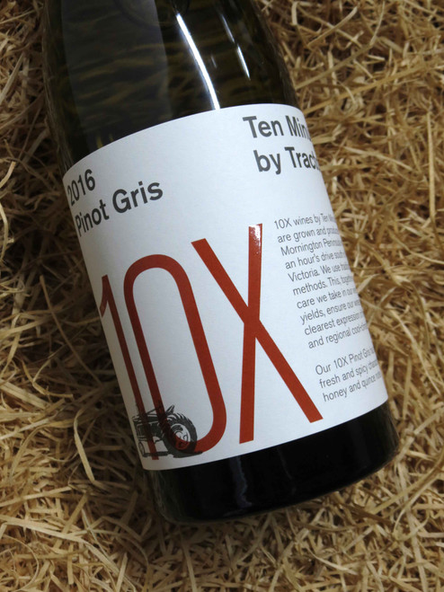 [SOLD-OUT] Ten Minutes By Tractor 10X Pinot Gris 2016