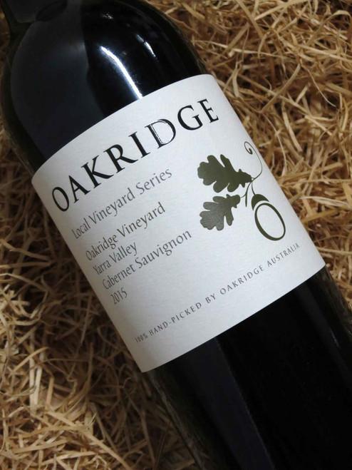 [SOLD-OUT] Oakridge Local Vineyard Series Oakridge Cabernet Sauvignon 2015