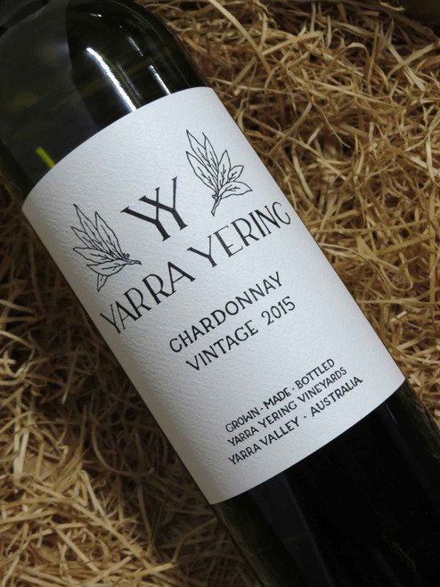 Yarra Yering Chardonnay 2015
