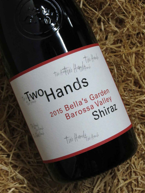 [SOLD-OUT] Two Hands Bella's Garden Shiraz 2015