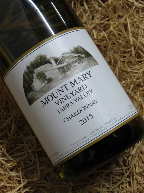 [SOLD-OUT] Mount Mary Chardonnay 2015