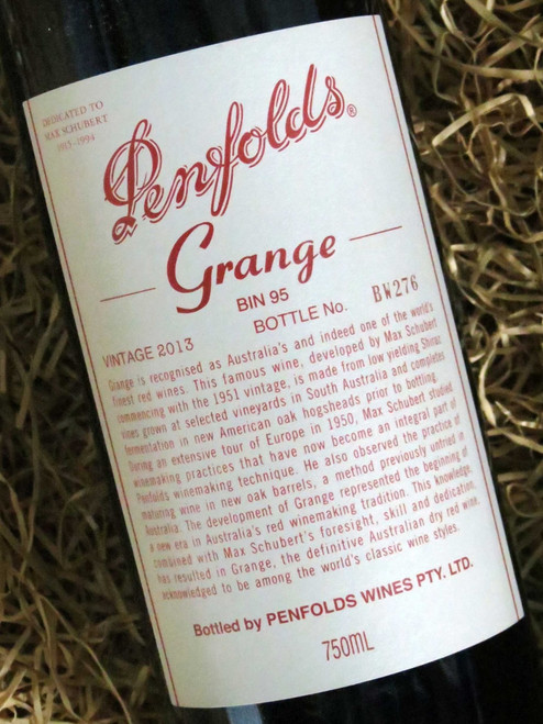 [SOLD-OUT] Penfolds Grange 2013