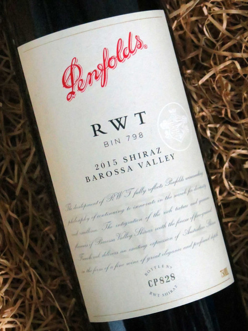 [SOLD-OUT] Penfolds RWT 2015