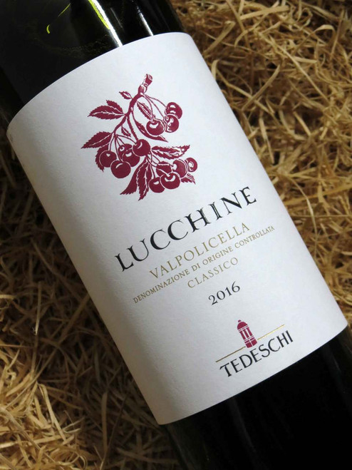[SOLD-OUT] Tedeschi Valpolicella Lucchine 2016