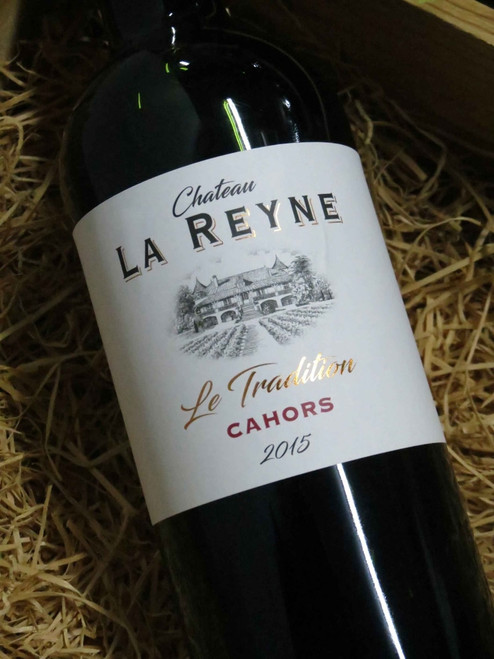 Chateau La Reyne Tradition Cahors 2015