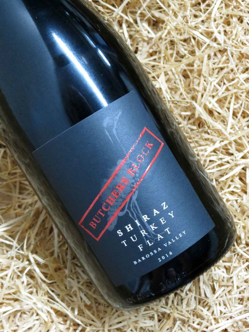 [SOLD-OUT] Turkey Flat Butchers Block Shiraz 2016