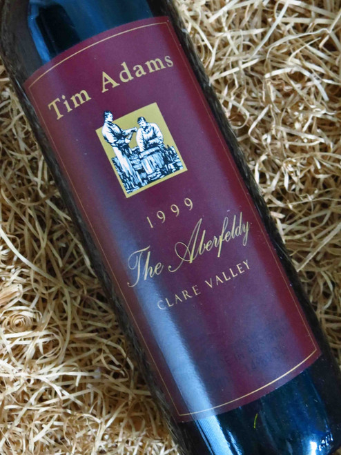 [SOLD-OUT] Tim Adams The Aberfeldy Shiraz 1999
