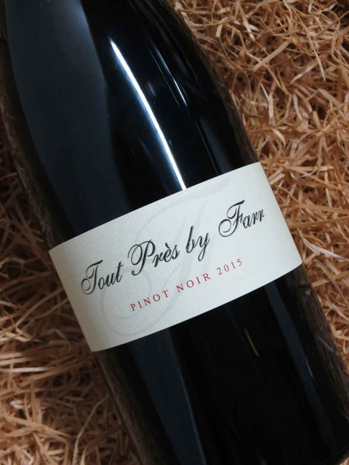 [SOLD-OUT] By Farr Tout Pres Pinot Noir 2015