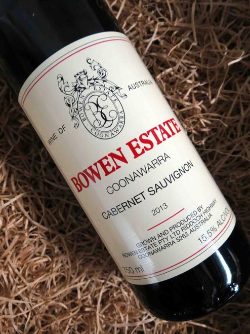 [SOLD-OUT] Bowen Estate Cabernet Sauvignon 2013