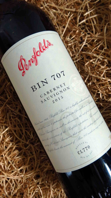 [SOLD-OUT] Penfolds Bin 707 2015