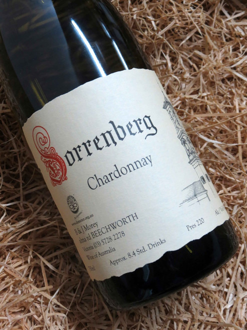 [SOLD-OUT] Sorrenberg Chardonnay 2016