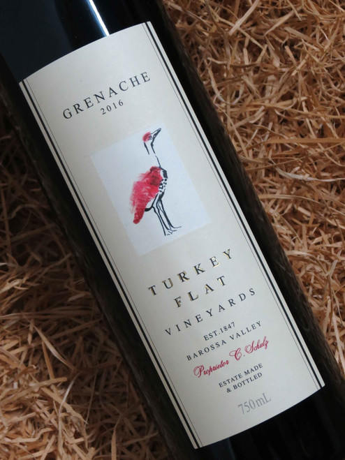 [SOLD-OUT] Turkey Flat Grenache 2016