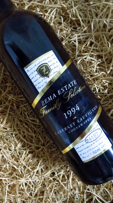 [SOLD-OUT] Zema Estate Family Selection Cabernet Sauvignon 1994