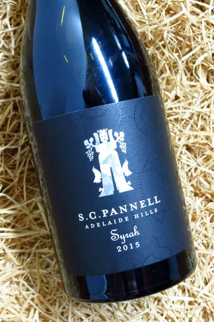 [SOLD-OUT] S C Pannell Syrah 2015