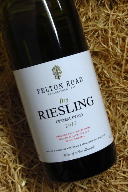 [SOLD-OUT] Felton Road Dry Riesling 2017