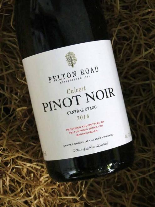 [SOLD-OUT] Felton Road Calvert Pinot Noir 2016