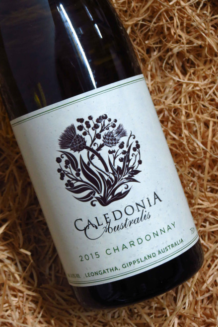 [SOLD-OUT] Caledonia Australis Chardonnay 2015