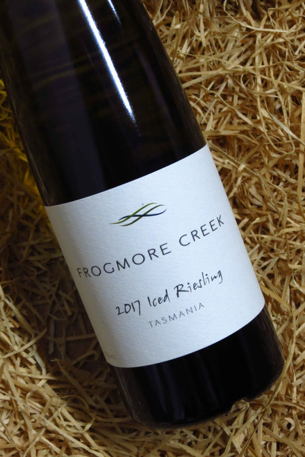 [SOLD-OUT] Frogmore Creek Iced Riesling 2017 375mL-Half-Bottle