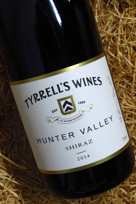 [SOLD-OUT] Tyrrell's Hunter Valley Shiraz 2014