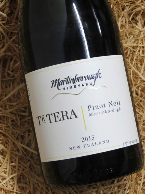 [SOLD-OUT] Martinborough Te Tera Pinot Noir 2015