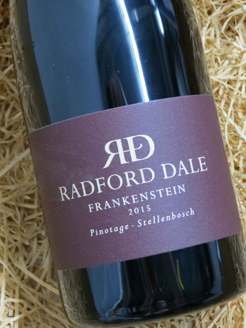 [SOLD-OUT] Radford Dale Frankenstein Pinotage 2015