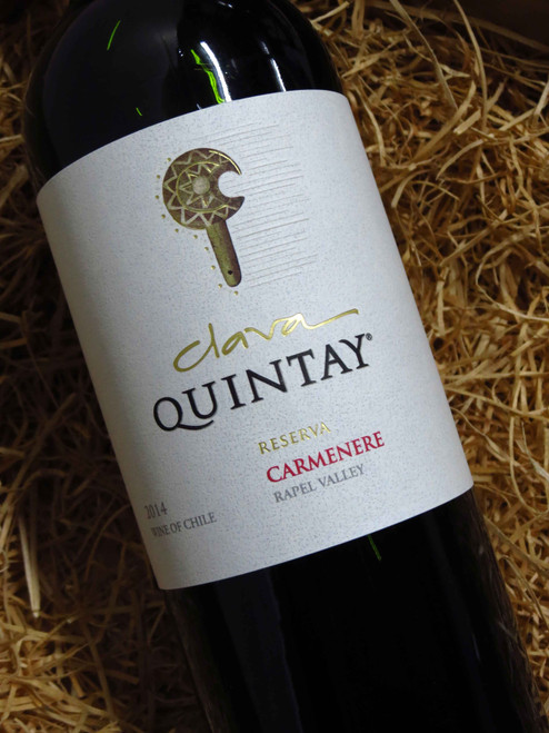 [SOLD-OUT] Vina Quintay Clava Reserve Carmenere 2014
