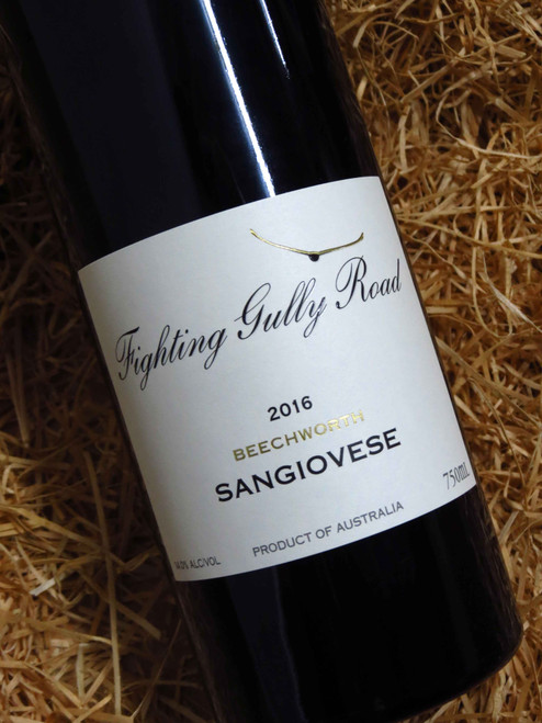 [SOLD-OUT] Fighting Gully Road Sangiovese 2016