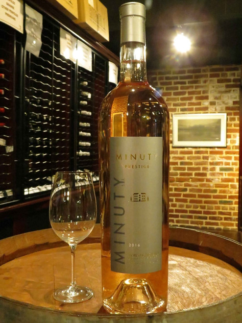 [SOLD-OUT] Chateau Minuty Prestige Rose 2016 3000mL