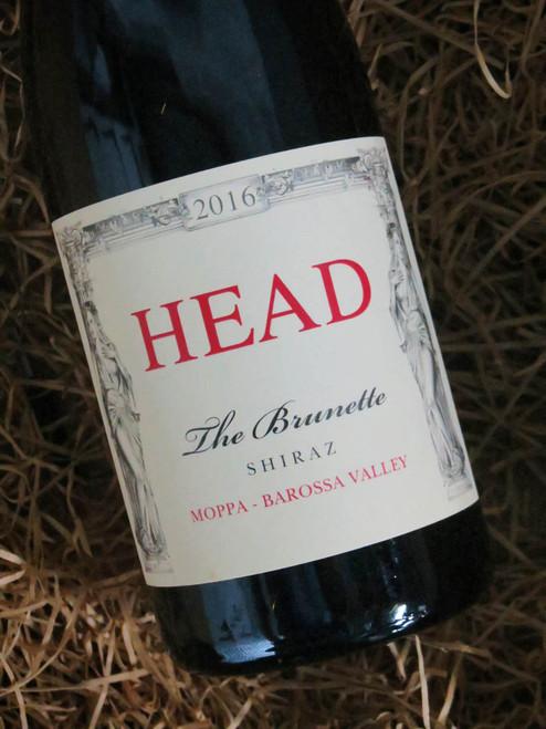Head Wines The Brunette Shiraz 2016