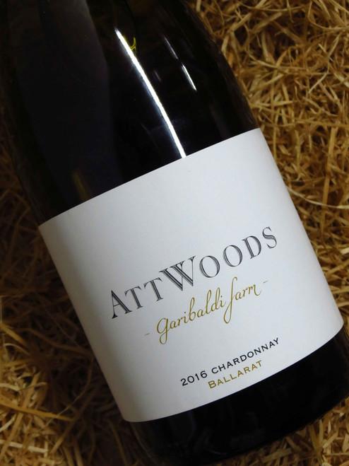 [SOLD-OUT] Attwoods Garabaldi Farm Chardonnay 2016