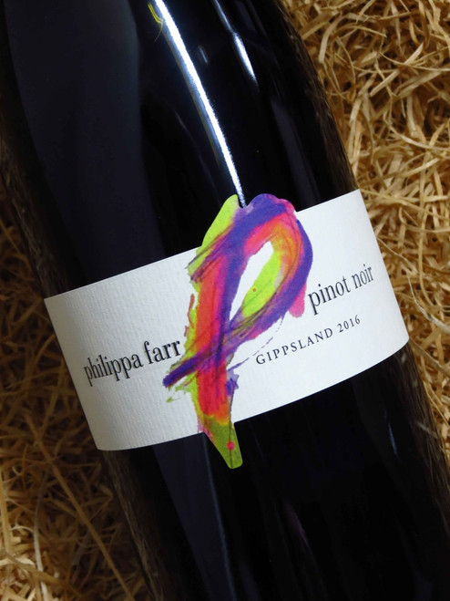 [SOLD-OUT] Philippa Farr Gippsland Pinot Noir 2016