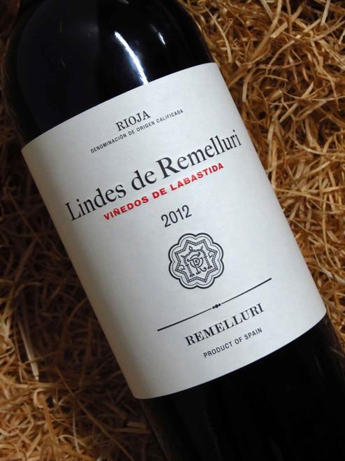 [SOLD-OUT] Lindes de Remelluri Vinedos de Labastida 2012