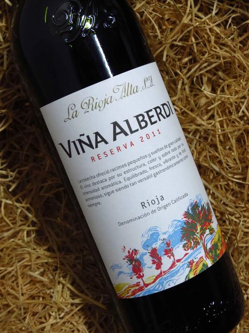[SOLD-OUT] La Rioja Alta Vina Alberdi Reserva 2011