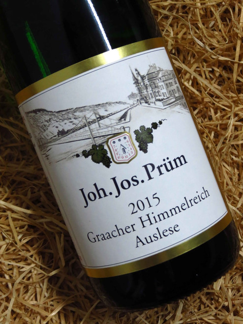 [SOLD-OUT] JJ Prum Graacher Himmelreich Riesling-Auslese 2015