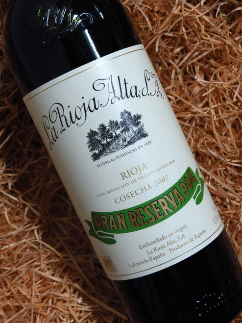 [SOLD-OUT] La Rioja Alta Gran Reserva '904' 2007
