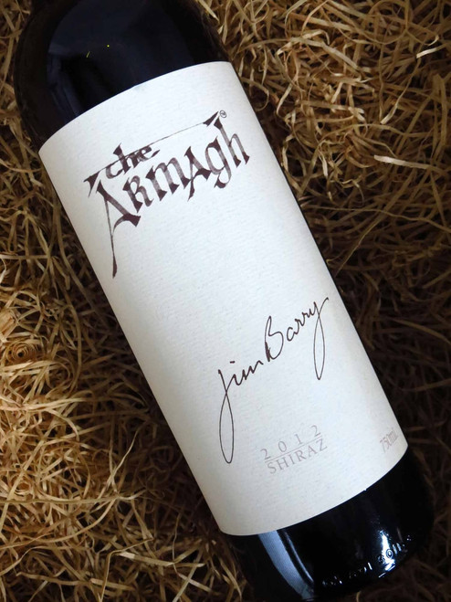 [SOLD-OUT] Jim Barry The Armagh Shiraz 2012