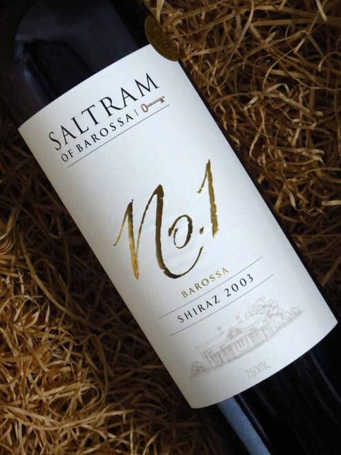 [SOLD-OUT] Saltram No. 1 Shiraz 2003