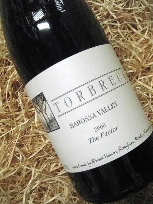 Torbreck The Factor Shiraz 2000