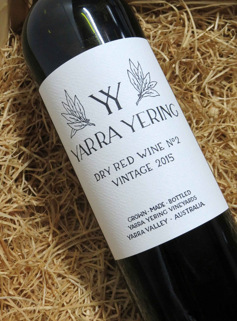 [SOLD-OUT] Yarra Yering Dry Red No 2 2015