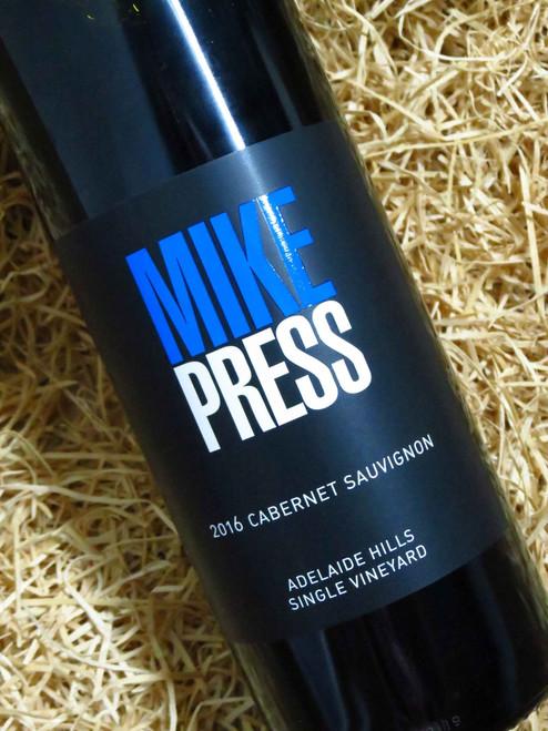 Mike Press Cabernet Sauvignon 2016
